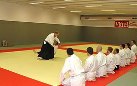Judo and wrestling room - Cpo: sports village of vittel - P  de